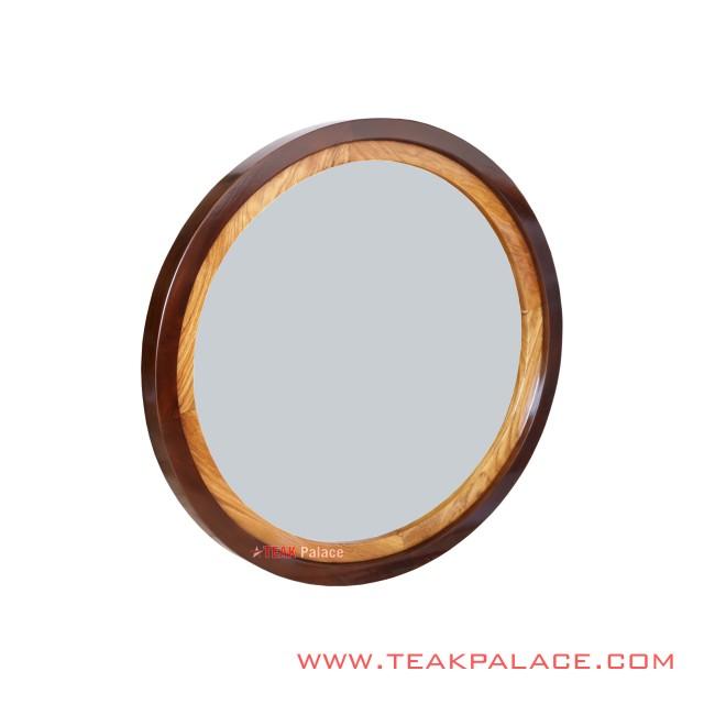 Cermin Dinding Maharani Bundar