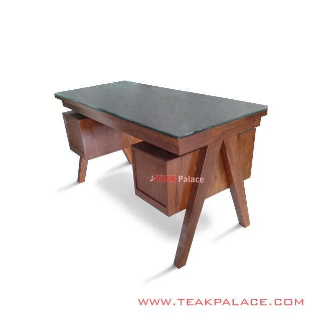 Minimalist Office Desk Leg Cross Mojokerto
