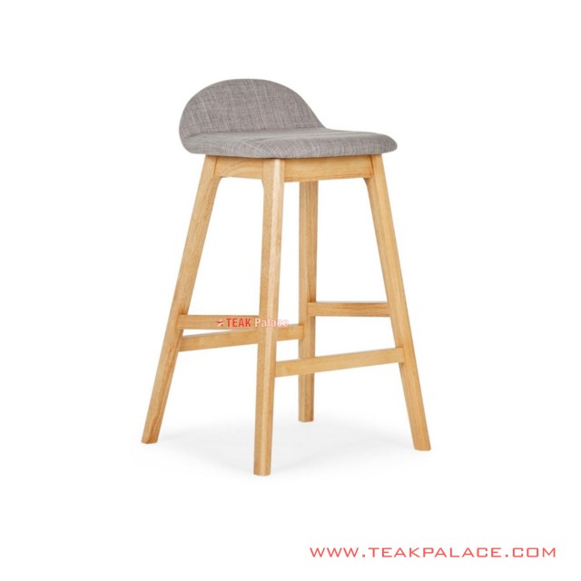 Kursi Stool Bar Minimalis Arco Natural