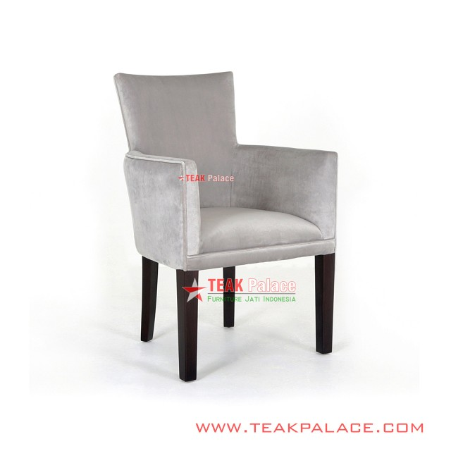 Wilona Modern Minimalist Chairs Grey