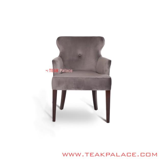 Kursi Minimalis Modern Arm Chair Seri Evelyn