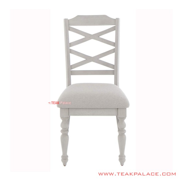 Minimalist Dining Chair Willis Duco Ivory