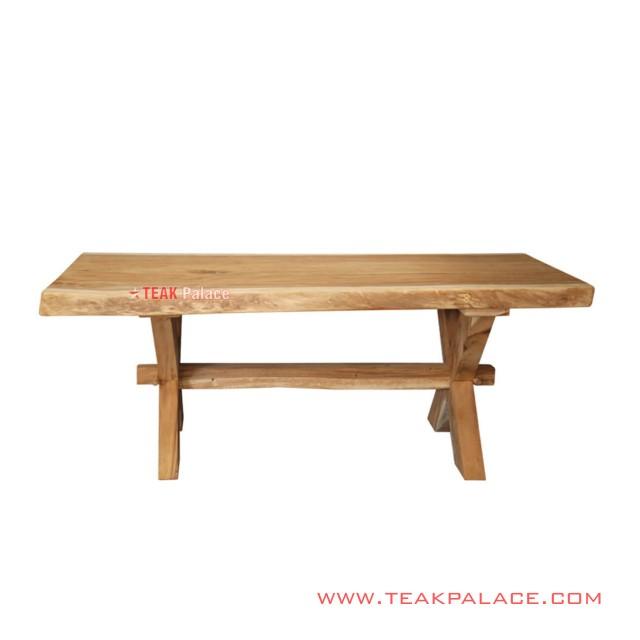 Meja Makan Jati Solid 8 Orang Seri Arjuna