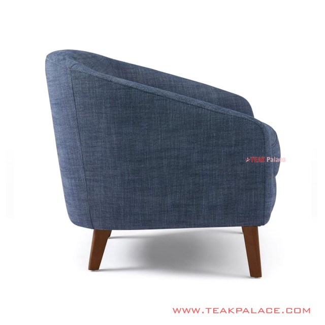 Sofa Minimalis Single Indoor Seri Jonah