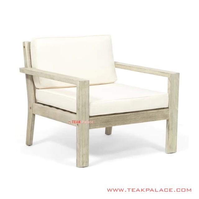 Sofa Modern Single Minimalis Tango Cushion