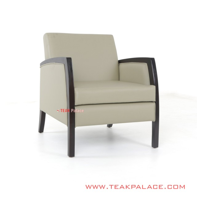Kursi Sofa Minimalis Seri Kuta, Oscar Ivory