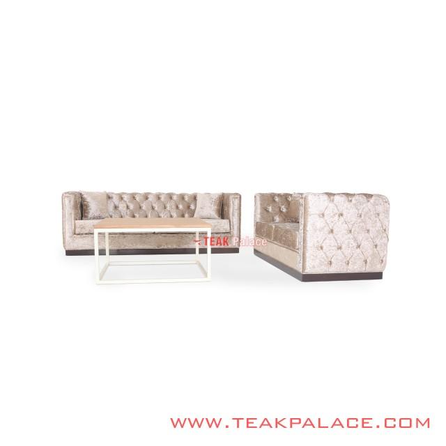 Sofa Minimalis Mewah 32 Seri Diamond