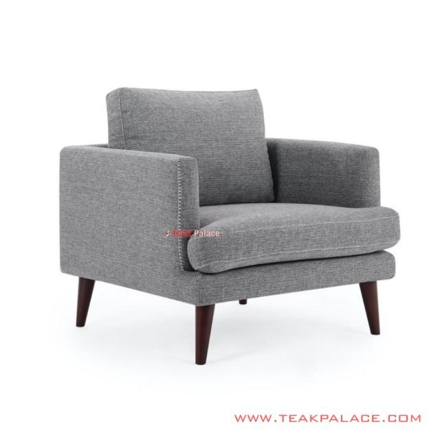 Kursi Sofa Tamu Single Daiki Minimalis