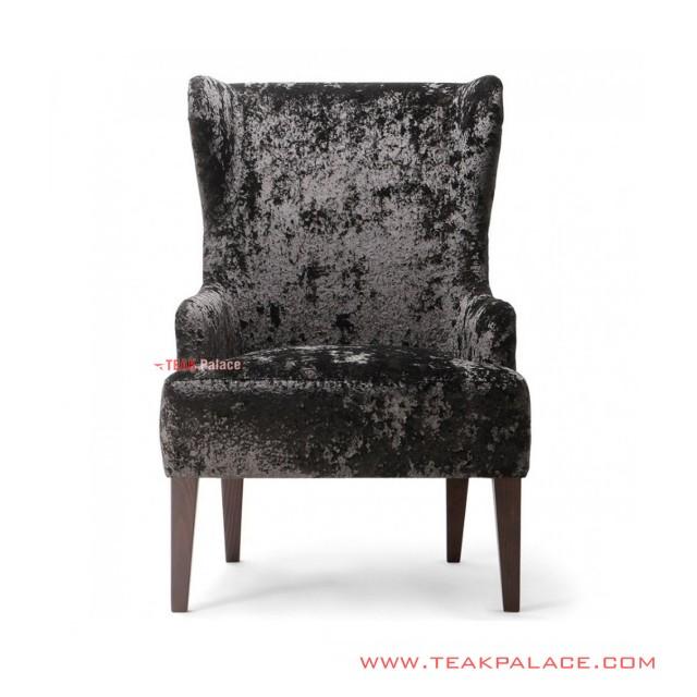 Alera Teak Minimalist Single Sofa