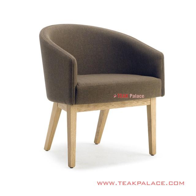 Sofa Minimalis Jati Natural Seri Diana