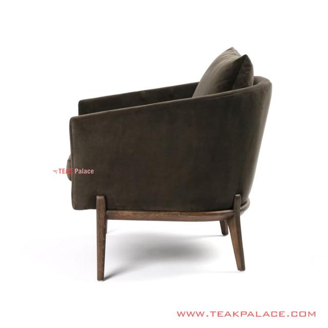 Sofa Single Seri Jason Minimalis