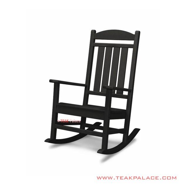 Modern Minimalist Venice Rocking Chair