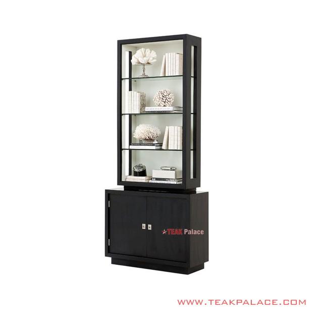 Cabinets Ornament Black Minimalist Vista Series