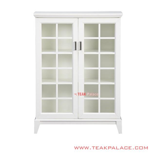 Cabinets Classic Minimalist Duco White Batavia Series