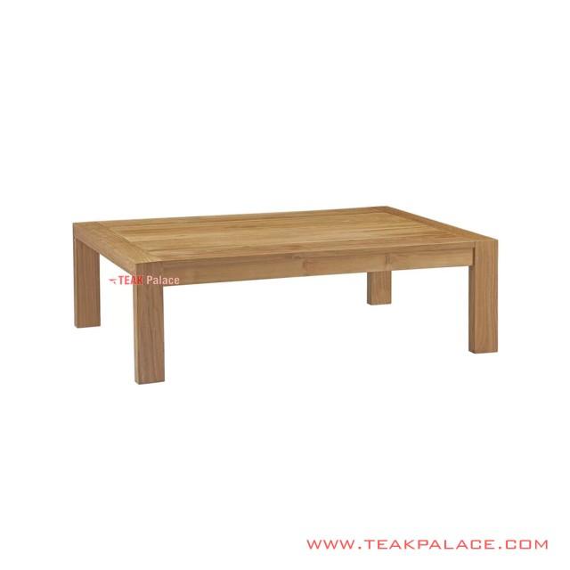 Astana Jati Solid Minimalist Guest Table
