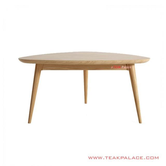 Omega Minimalist Teak Retro Dining Table