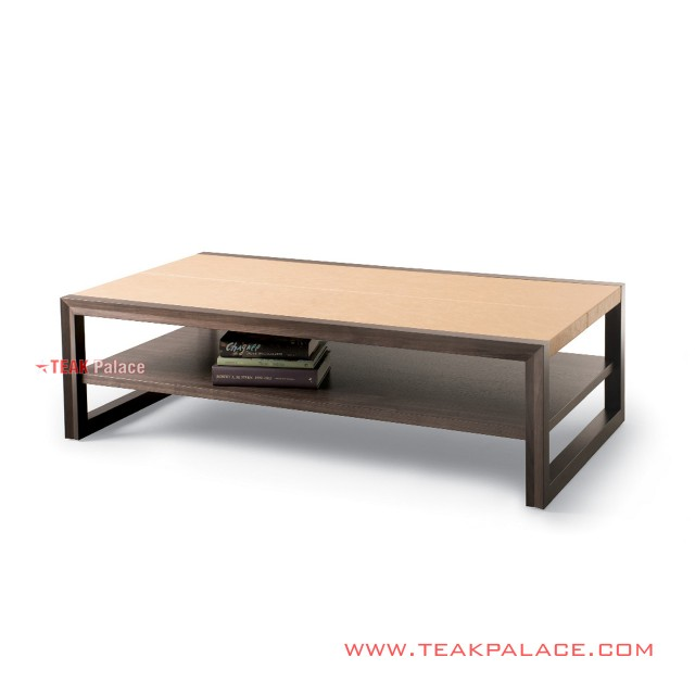 Coffee Table Jati Aries Minimalist