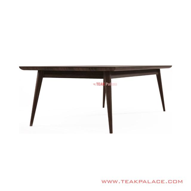 Dark Brown Salak Wood Guest Table Regan