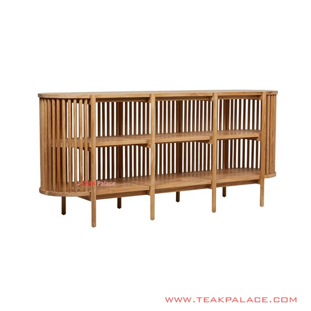 Almapura Natural Minimalist Ornamental Display Shelves