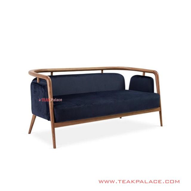 Sofa Kursi Tamu 2D Minimalis Seri Unico