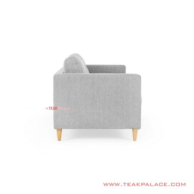 2 Seater Minimalist Sofa Rivoli Nimbus Alexa Series