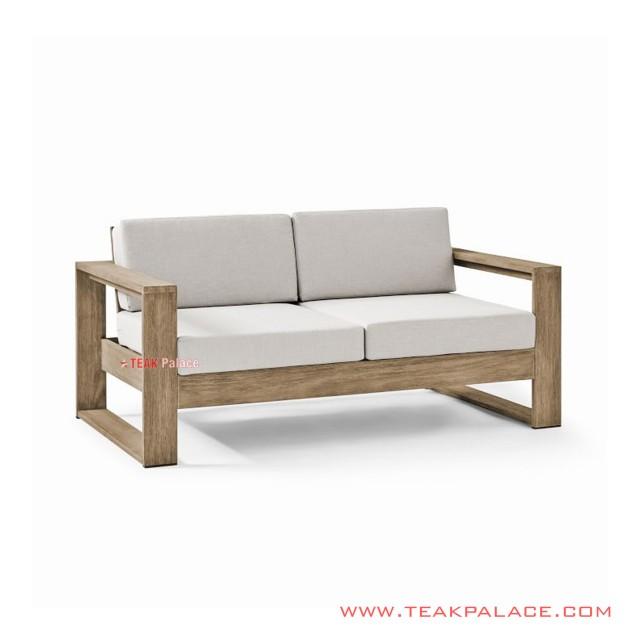Bitam Sofa Tamu Minimalis Natural