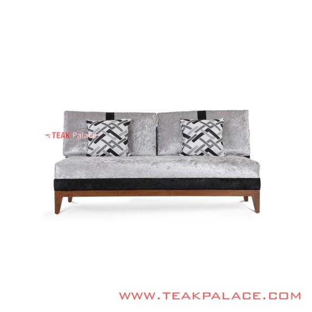 Minimalist  Teak Sofa Series Helena 2 Holder