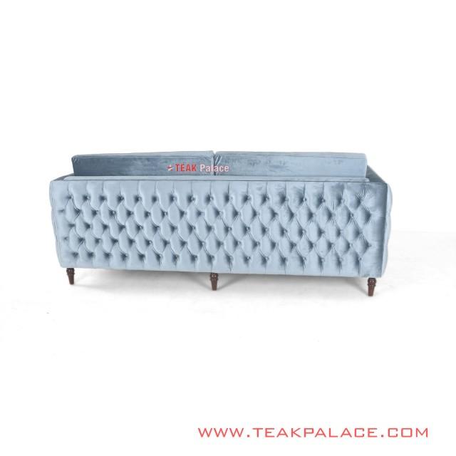 Sofa Minimalis Mewah 3 Dudukan Seri Bulgari