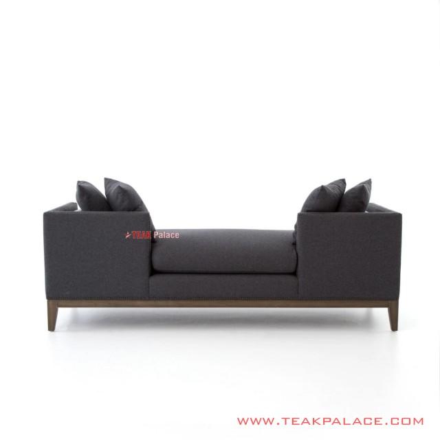 Sofa Minimalis Kirana 3 Dudukan Grey