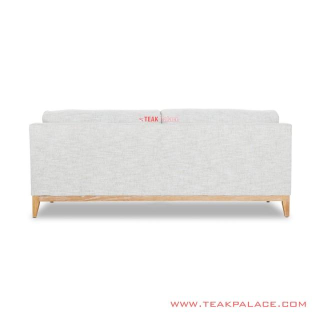 Sofa 3 Dudukan Cloud Jati Wash Rustic Seri Helena