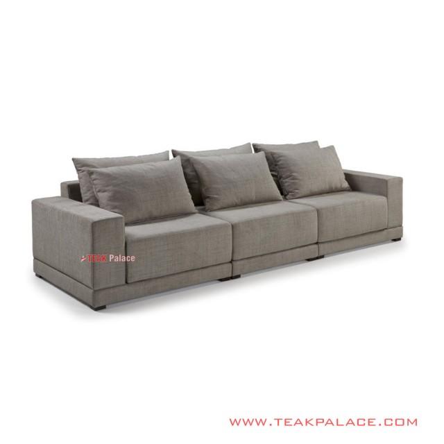 Arawin Teak Minimalist Sofa