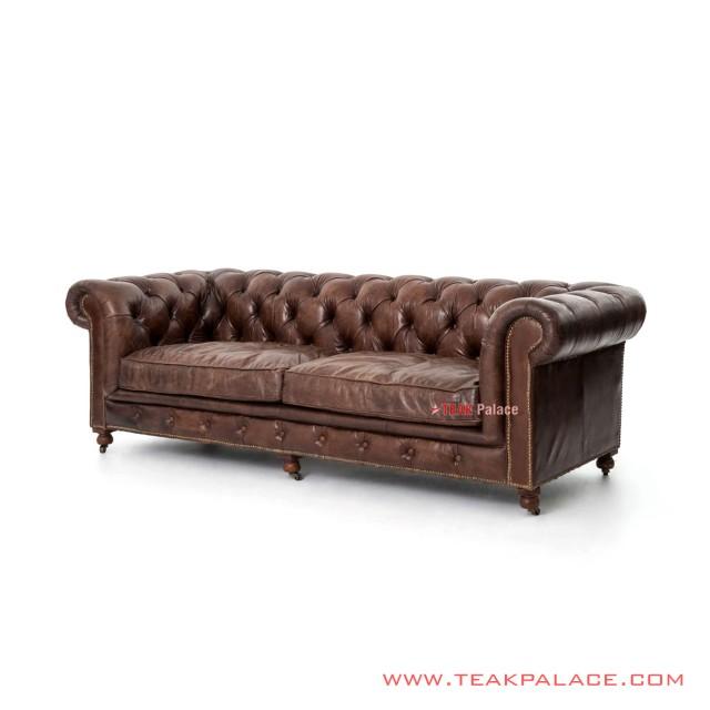 Sofa 3 Dudukan Minimalis Seri Chester Oscar