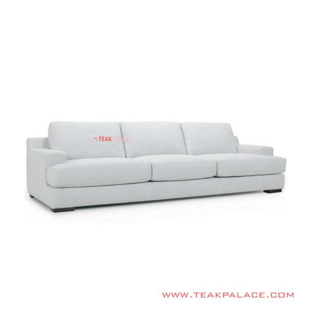 Modern Minimalist Teak Sofa Balmain Series