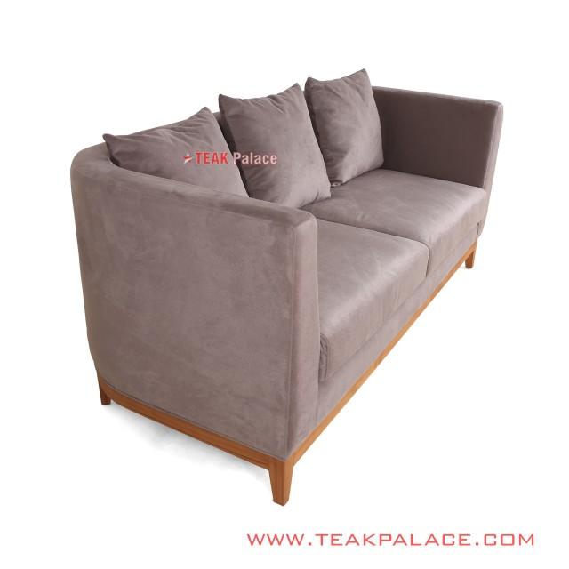 Sofa Minimalis 3 Dudukan Seri Kemang