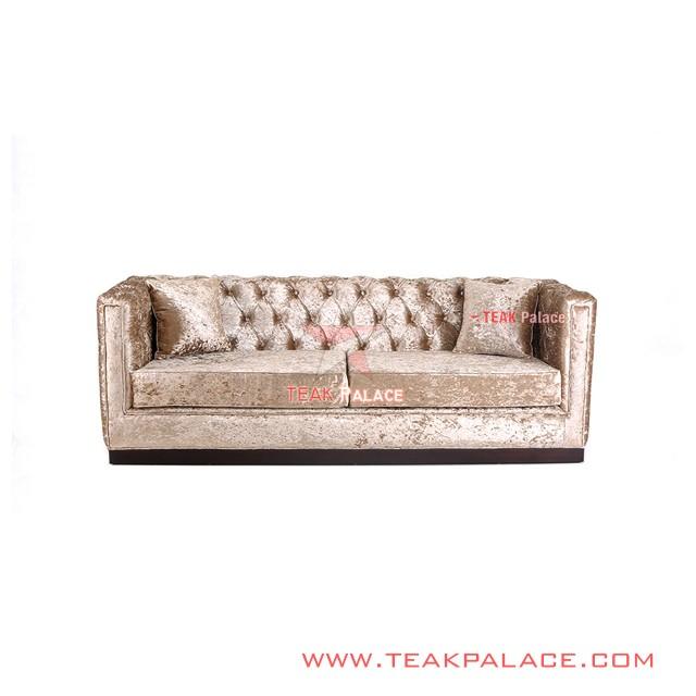 Sofa Ruang Tamu Minimalis 3 Seater Seri Diamond