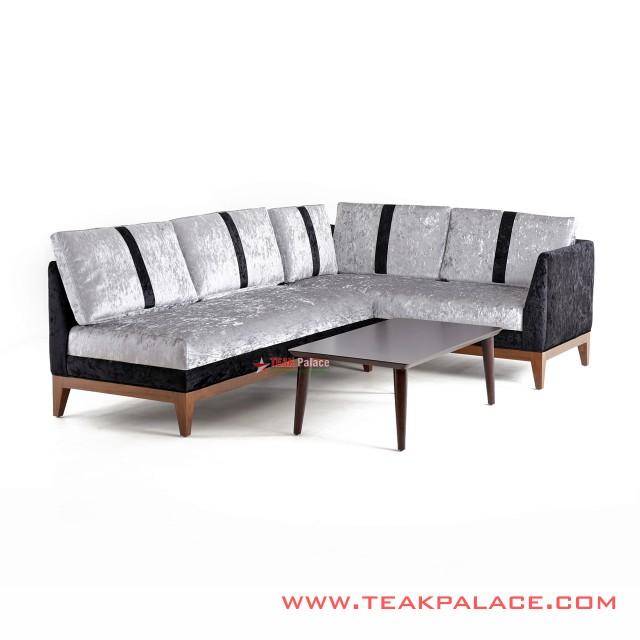 Corner Sofa L Minimalist Helena Series