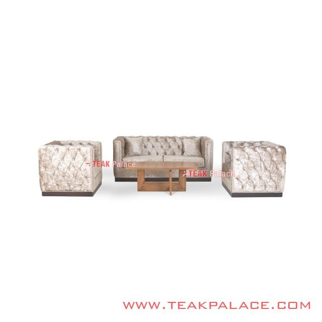 Sofa Minimalis Modern 311 Kayu Jati