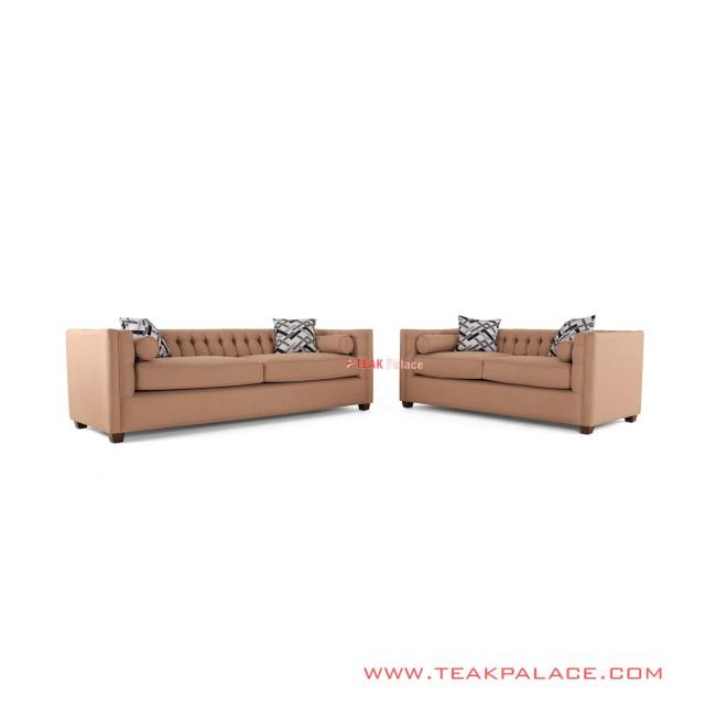 Set Sofa Santai Bogor Minimalis Jati