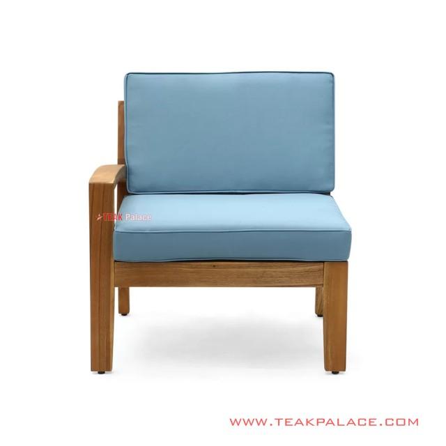 Kursi Sofa Single Sisi Kanan Tasikmalaya Minimalis