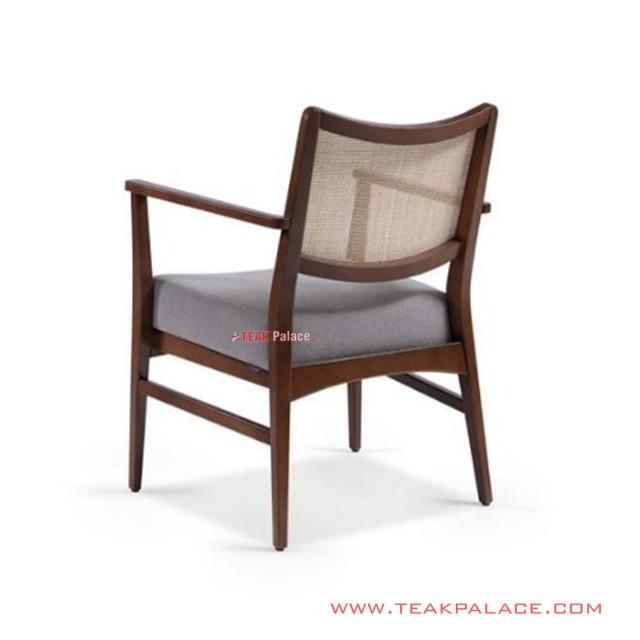 Komo Minimalist Rattan Patio Sofa Chair