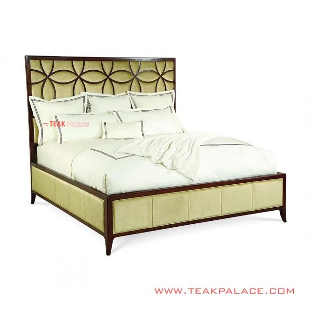 Tempat Tidur Apartement Minimalis Seri Bunga