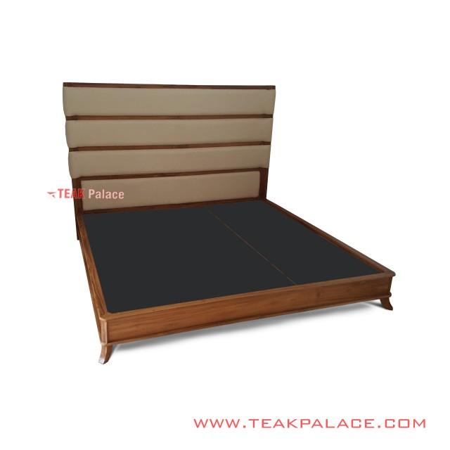 Tempat Tidur Jati Minimalis Seri Pasuruan