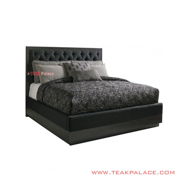 Hotel Bed Black Mondeo Series