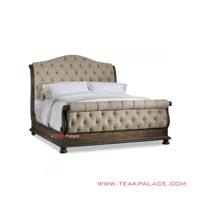 Modern bed Rivoli tatami Laura Series