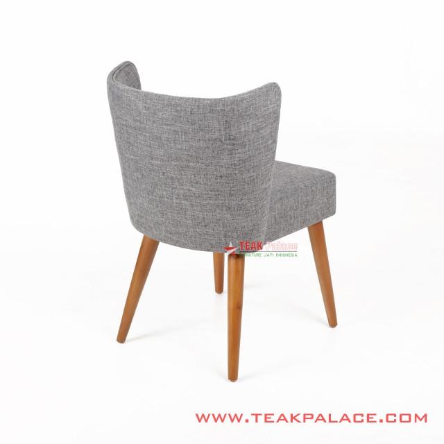 Cafe Chair Carren Grey