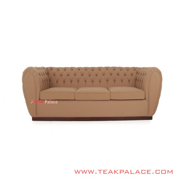 Sofa Chesterfield Modern Mewah Divo 3 Seater